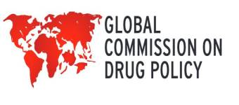 Logo dela Global Commission on Drug Policy