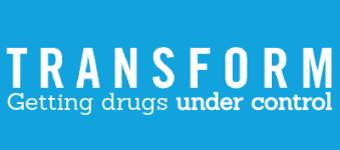 Logo de Transform (Getting Drugs under Control)