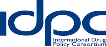 Logo Inyernational Drug Policy Consortium
